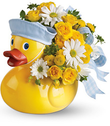 Teleflora's Ducky Delight from Inglis Florist in Tucson, AZ