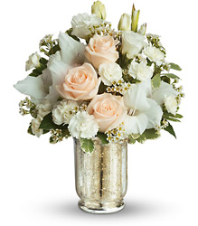 Teleflora's Recipe for Romance from Inglis Florist in Tucson, AZ