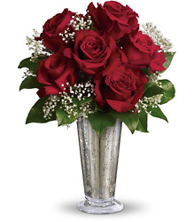 Teleflora's Kiss of the Rose from Inglis Florist in Tucson, AZ