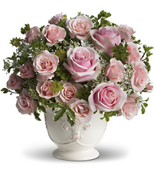 Teleflora's Parisian Pinks from Inglis Florist in Tucson, AZ