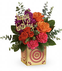 Teleflora's Birthday Sparkle Bouquet from Inglis Florist in Tucson, AZ