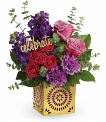 Teleflora's Thrilled For You Bouquet from Inglis Florist in Tucson, AZ