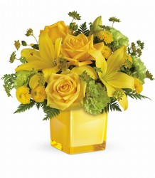 Teleflora's Sunny Mood Bouquet from Inglis Florist in Tucson, AZ