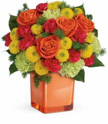 Teleflora's Citrus Smiles Bouquet from Inglis Florist in Tucson, AZ