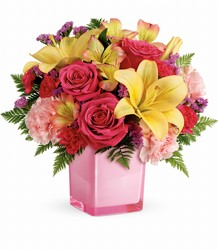 Teleflora's Pop Of Fun Bouquet from Inglis Florist in Tucson, AZ