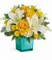 Teleflora's Golden Laughter Bouquet from Inglis Florist in Tucson, AZ