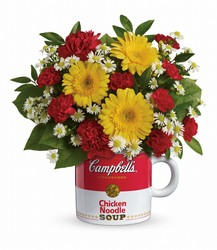 Campbell's Healthy Wishes by Teleflora from Inglis Florist in Tucson, AZ