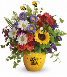 Teleflora's Garden Of Wellness Bouquet from Inglis Florist in Tucson, AZ