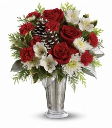Teleflora's Timeless Cheer Bouquet from Inglis Florist in Tucson, AZ