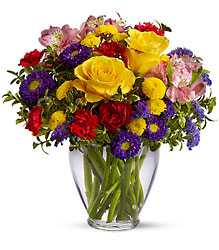 Brighten Your Day from Inglis Florist in Tucson, AZ