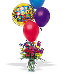 Balloons and a Boost from Inglis Florist in Tucson, AZ