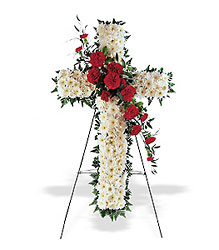 Hope and Honor Cross from Inglis Florist in Tucson, AZ