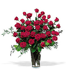 Three Dozen Red Roses from Inglis Florist in Tucson, AZ